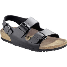 Birkenstock Milano Sandals Birko-Flor Regular, black